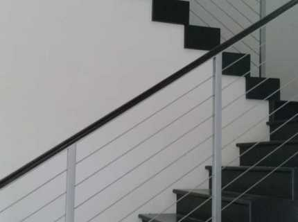 Stainless Steel Cable Banisters